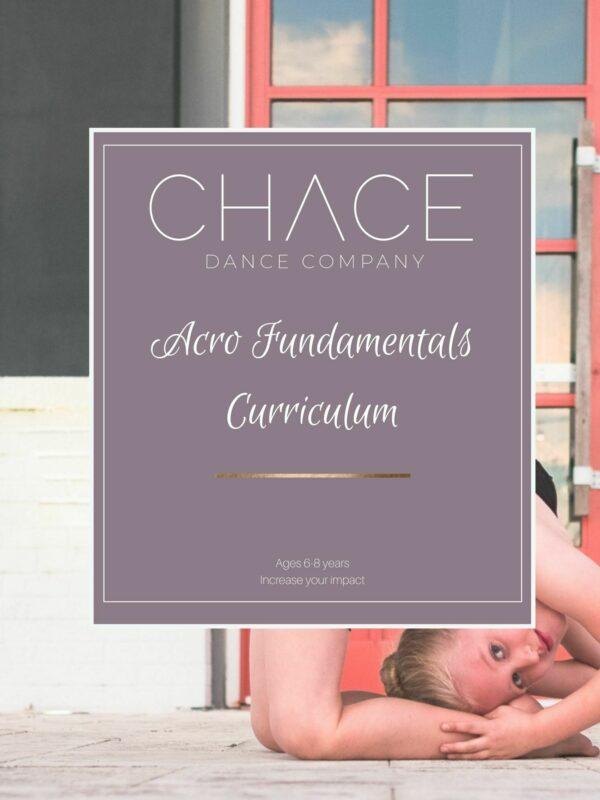 Acro Fundamentals Curriculum Book